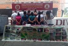 Photo of 11 detenidos por ejercicio ilegal de la odontología en plena vía pública