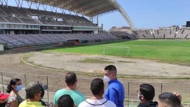 Photo of Ministro del Deporte inspeccionó la Escuela de Talentos Yulimar Rojas