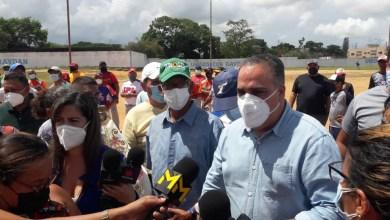 Photo of Imdresir continúa masificando el deporte en El Tigre