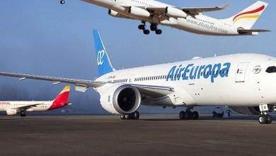 Photo of Inac autoriza vuelos hacia Europa por Iberia y AirEuropa