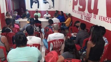 Photo of Comunidad GLBTIQ+ presentó proyectos socios productivos a Jesús Figuera