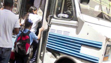 Photo of Transporte público del Estado será gratuito para estudiantes en reinicio de clases presenciales
