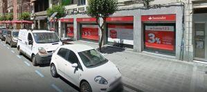 Banco Santander - Av. Madariaga
