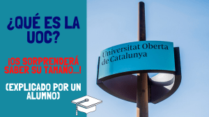 ¿Qué es la UOC? Lo esencial sobre esta universidad online