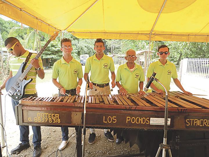 Resultado de imagen para marimba los pochos