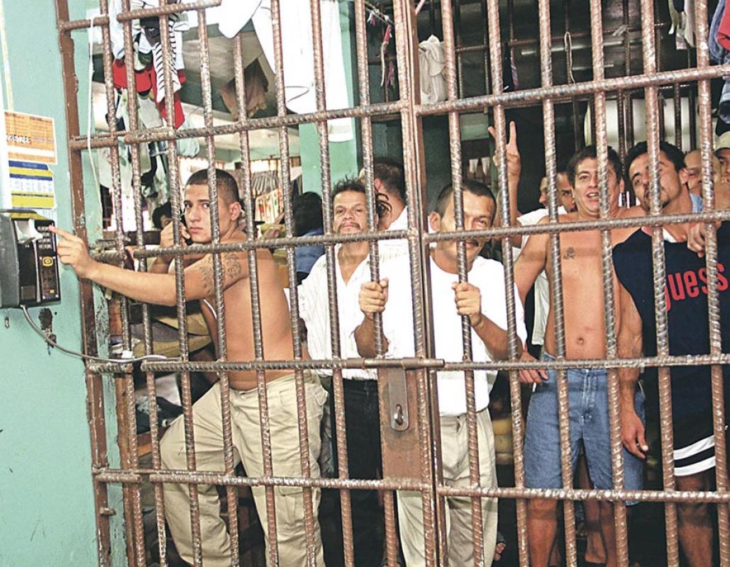 Los reclusos que fueron liberados tienen una gran cantidad de delitos por narcotráfico