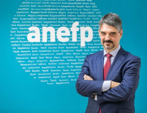 Jaume Pey, director general de Anefp.