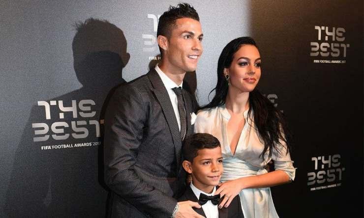 Fotografía: La relación secreta de Cristiano Ronaldo con una presentadora de Telecinco