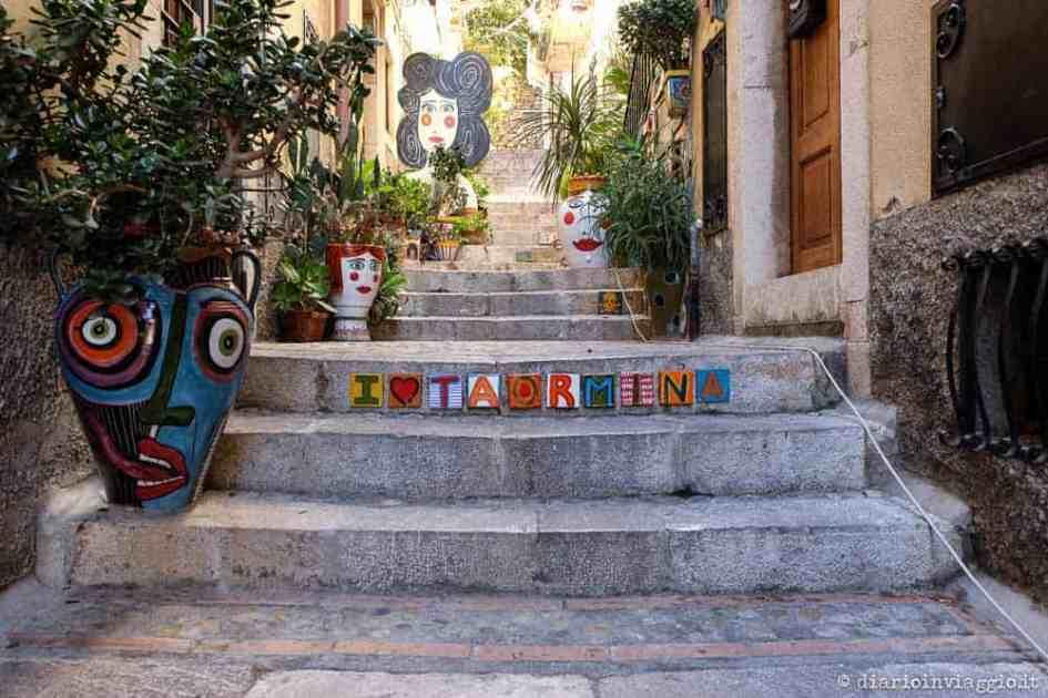 Taormina Sicily