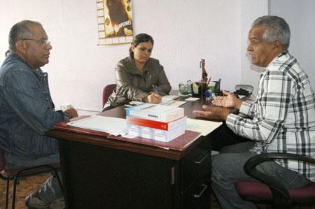 Elvis Parra, síndico procurador municipal, convocó a los dueños de funerarias
