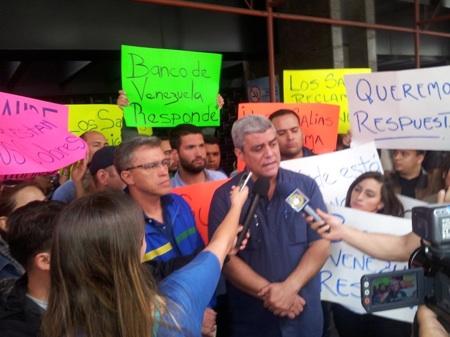 Protesta BDV