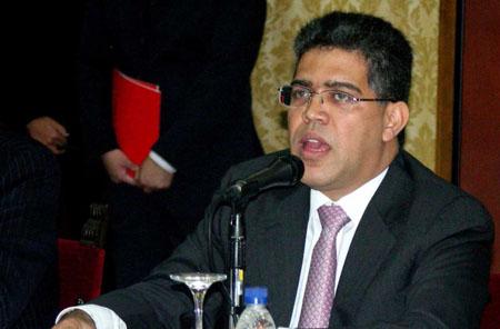 """El Canciller Elías Jaua se refirió al Gobernador de Estado Miranda acotando que """"Nadie tiene el derecho de patear la mesa por su frustración de haber perdido una elección"""""""