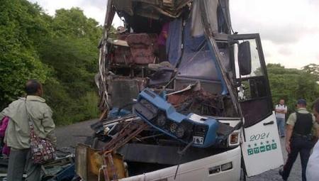 accidente transito
