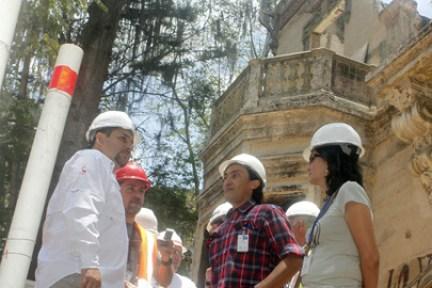 La antigua mansión Villa Teola, ubicada en El Rincón será abierta el 30 de septiembre. La compañía Metro Los Teques ha invertido Bs. 56 millones en lo que será un Centro Social y Cultural.
