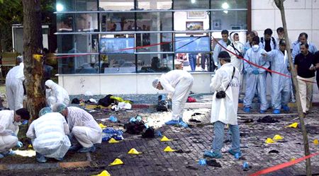 El opositor Partido Democrático de los Pueblos (HDP) ha elevado a 32 el número de víctimas mortales