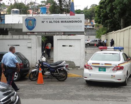 Polimiranda encabezó operativo de rescate en San Pedro