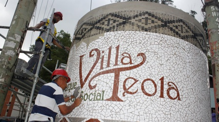 Villa teola