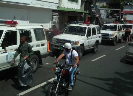Los patrulleros municipales impidieron el plagio