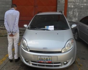 En Lagunetica fue hallado el vehículo tripulado por el ladrón