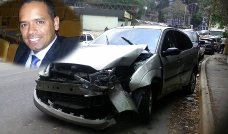 El robo del vehículo es el principal móvil del hecho