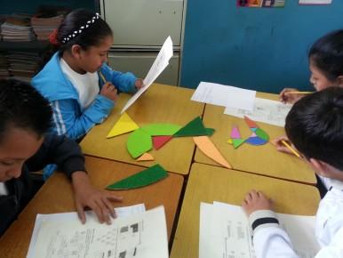 Pequeñines aprenden de manera divertida y eficiente.