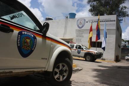 Un hombre requerido por homicidio fue capturado por los funcionarios de la Policía del Estado Miranda en el casco central de Río Chico, municipio Páez.ARCHIVO