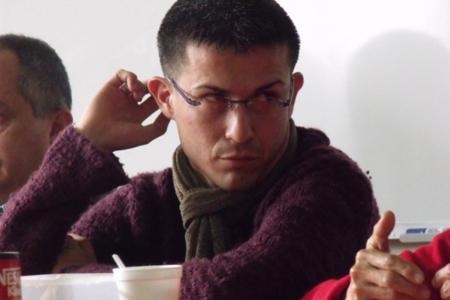 """Este 13 de Junio la obra teatral """"Consulta por expediente"""", del dramaturgo venezolano Jan Thomas Mora Rujano, será llevada a escena en la ciudad de Nueva York."""