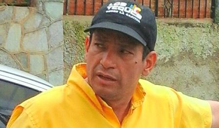 """Rojas: """"Marcharemos hasta el Consejo Nacional Electoral las veces que sea necesario para exigir al ente rector respeto a las normas constitucionales"""""""