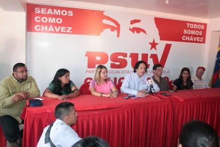 Garcés expresó que diálogo debe ser en pro de los altomirandinos