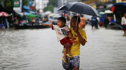 Las inundaciones afectan a seis regiones y tres estados de Myanmar, país de unos 53 millones de habitantes