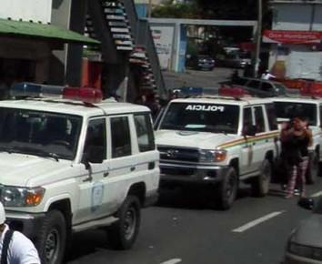 Poliguaicaipuro logró la recuperación de cuatro vehículos tipo motos