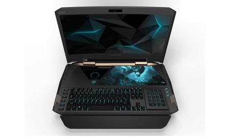 La PC cuenta con procesadores Intel Core de séptima generación y la nueva Nvidia GeForce GTX 1080 en configuración SLI