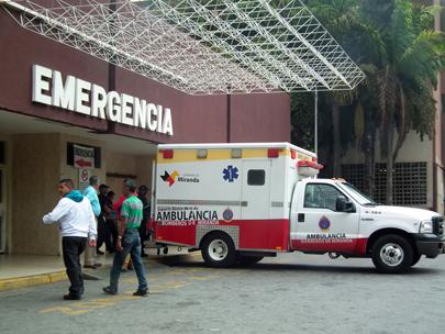 Hospital Victorino Santaella sin equipos de rayos X