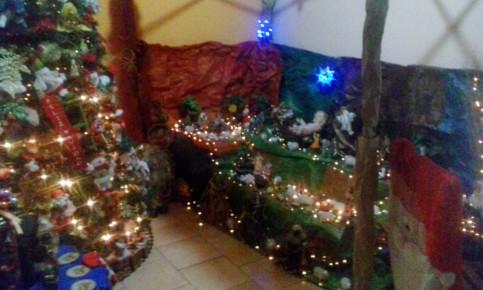 Hoy nuestro país se llena de alegría, para celebrar el nacimiento del Hijo de Dios, quien con su amor nació en un pesebre