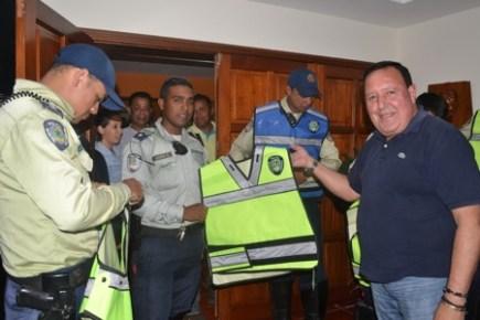 esto con la finalidad de continuar fortaleciendo la labor de dicho cuerpo de seguridad