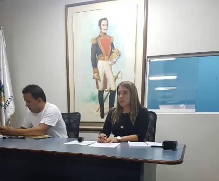 Katherine Rodríguez, concejal de Carrizal
