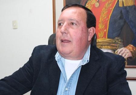 Alcalde José Luis Rodríguez