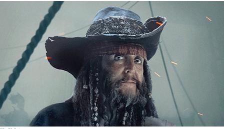 El exBeatle publicó en su cuenta en Twitter la imagen de su personaje como pirata, siguiendo los pasos de Keith Richards