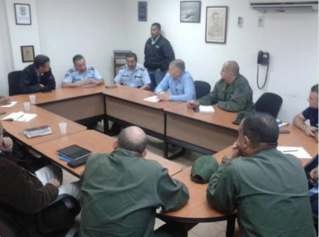 La junta interventora tomó este lunes la policía regional
