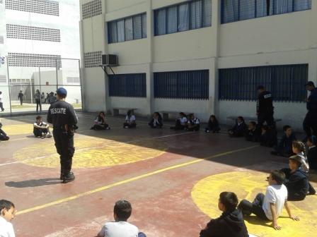 Así lo informó José Medina, Director de Protección Civil de Carrizal