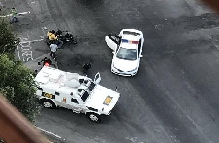 Autoridades rechazaron violencia y allanamientos en edificios