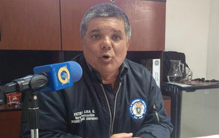 Víctor Lira, director de PC – Miranda Deysi Peña