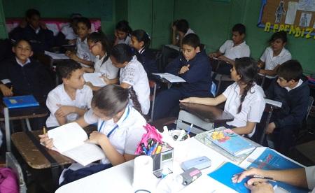 Año escolar 2017 -2018 comenzará la segunda quincena de septiembre. Foto: Deisy Peña