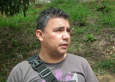 Iván Ledezma, secretario de Gestión Económica de la Alcaldía de Guaicaipuro Foto: Deysi Peña