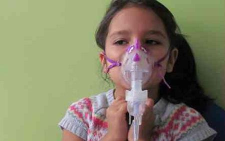 Casos de asma aumentan por condiciones ambientales Foto: Irbel Useche