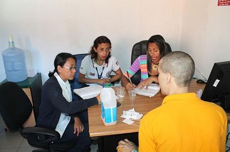 Organismos de seguridad carrizaleños llevaron a cabo jornada de cuidado para los presos