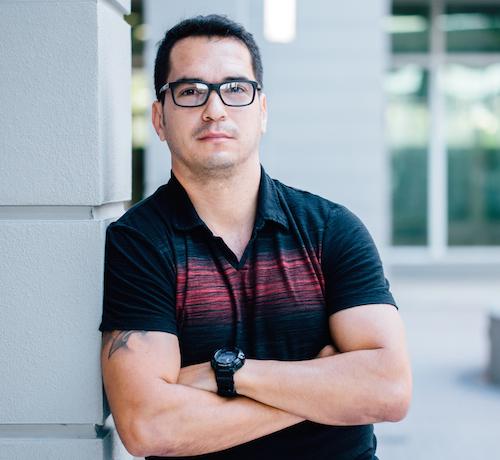 Miguel Añez Salavarría  frente a un nuevo reto profesional