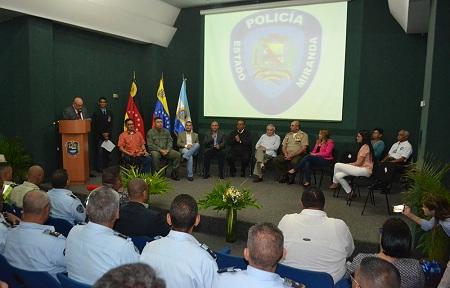 De las diversas reuniones que el jefe de la policía regional sostuvo con los jubilados, surgieron propuestas como la creación de la Reserva Activa Policial
