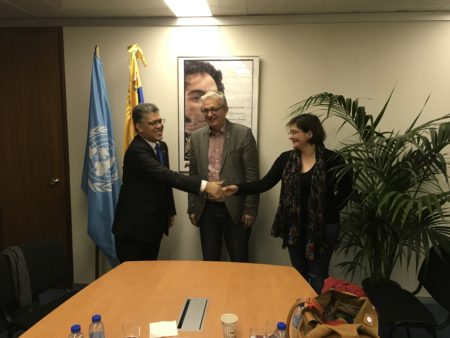 Venezuela resaltó logros en materia educativa ante la Unesco