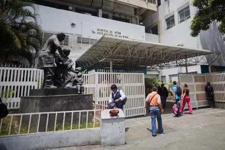 El Hospital de Niños se deteriora cada vez más